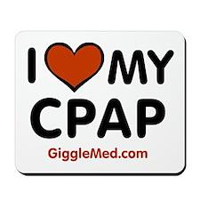 CPAP Love Mousepad