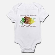 TasteYourBeer Wear Infant Bodysuit