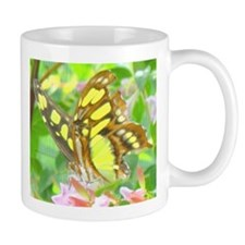 Malachite Butterfly Mug