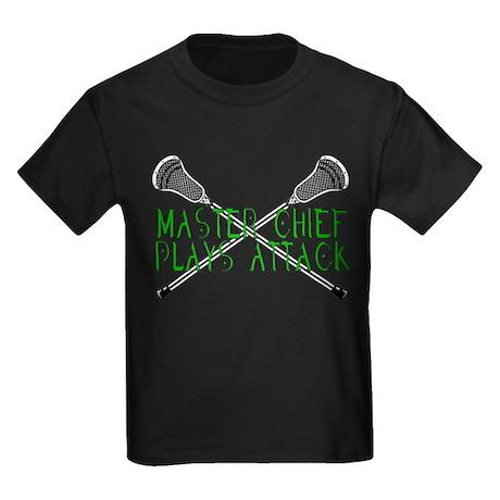 Lacrosse MC Attack Kids Dark T-Shirt
