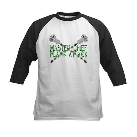 Lacrosse MC Attack Kids Baseball Jersey