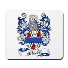 Miller Coat of Arms Mousepad