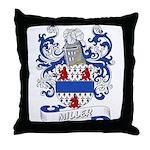 Miller Coat of Arms Throw Pillow