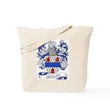 Miller Coat of Arms Tote Bag