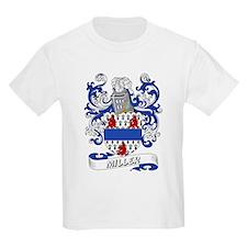 Miller Coat of Arms Kids T-Shirt