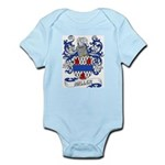 Miller Coat of Arms Infant Creeper