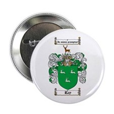 """Ray Family Crest 2.25"""" Button (100 pack)"""