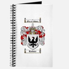 Ramsey Family Crest Journal