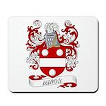 Minor Coat of Arms Mousepad