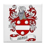 Minor Coat of Arms Tile Coaster