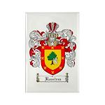 Ramirez Family Crest Rectangle Magnet (10 pack)