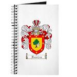 Ramirez Family Crest Journal