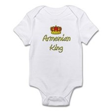 Armenian King Infant Bodysuit