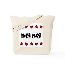 Mei Mei (ladybug) Tote Bag