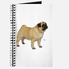 Pug Dog for Pugs Lovers Journal