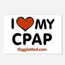CPAP Love Postcards (Package of 8)