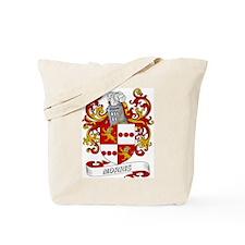 Morris Coat of Arms Tote Bag