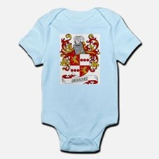 Morris Coat of Arms Infant Creeper