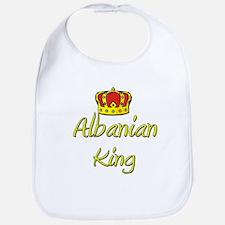 Albanian King Bib