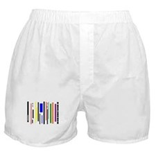 Cute Line wife Boxer Shorts