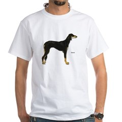 Saluki Dog (Front) Shirt