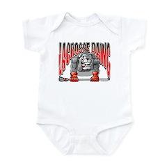 Lacrosse Dawg Infant Bodysuit