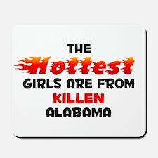 Hot Girls: Killen, AL Mousepad