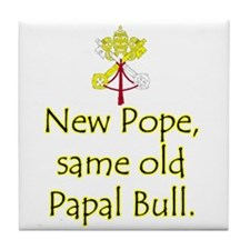 New Pope. Same old Papal Bull. Ratzinger | Benedic