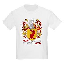Munroe Coat of Arms Kids T-Shirt