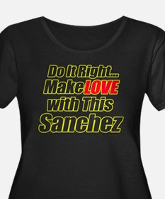 make love with this Sanchez T