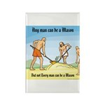 The Ruffians Rectangle Magnet (100 pack)