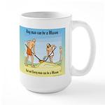 The Ruffians Large Mug