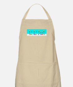 Real Family BBQ Apron