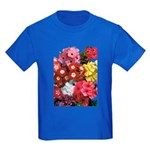 Mucho Phlox Kids Dark T-Shirt