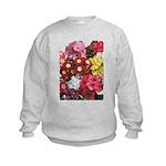 Mucho Phlox Kids Sweatshirt