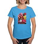 Mucho Phlox Women's Dark T-Shirt