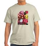 Mucho Phlox Light T-Shirt