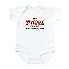 Hot Girls: Candia, NH Infant Bodysuit