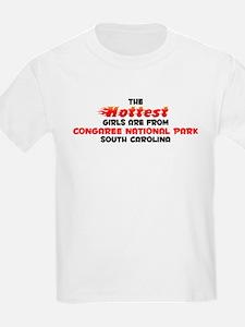Hot Girls: Congaree Nat, SC T-Shirt