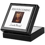 Jesus is coming! Look Busy! Keepsake Box