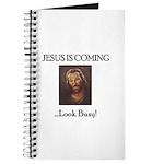 Jesus is coming! Look Busy! Journal