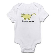 Funny Colorpoint shorthair Infant Bodysuit