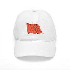 Morocco Flag Baseball Cap