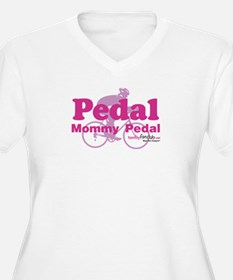 Pedal Mommy Pedal T-Shirt