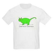 Unique Chartreuse T-Shirt
