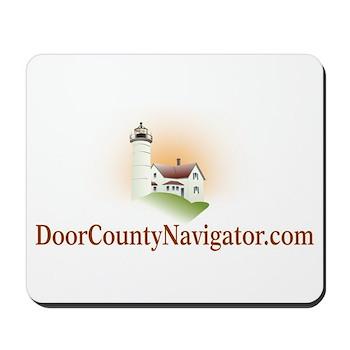 Mousepad w/Official DCN Logo
