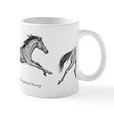 Thoroughbred Horse ~ Racing ~ Small Mug