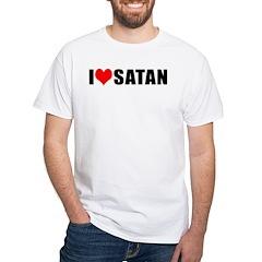 I Love Satan Shirt