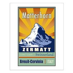 Matterhorn Posters