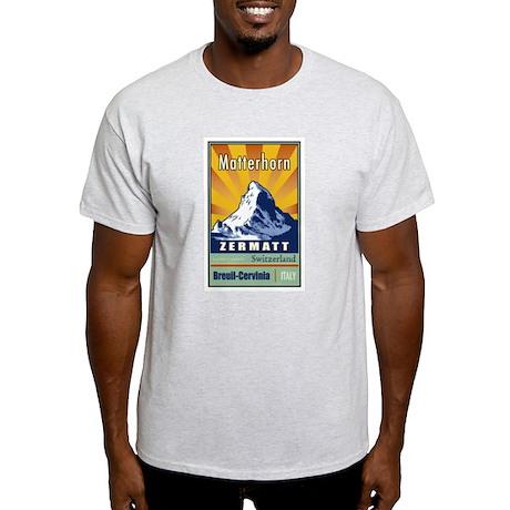 Matterhorn Light T-Shirt